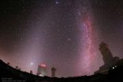 Зодиакальный свет: таинственное свечение внебесах
