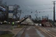 Мощный торнадо убил 4 человек в Миссисипи