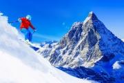 Альпы могут потерять до 70 % снежного покрова