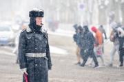 От снегопада пострадали 50 тысяч жителей севера Китая