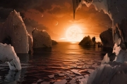 Открытие НАСА: 7 потенциально обитаемых экзопланет