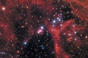 Тридцать лет светового шоу сверхновой — фото, видео, анимация