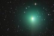 Зеленая комета подлетит к Земле 1 апреля
