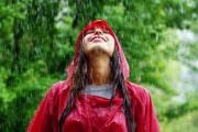 На юге России сильную жару сменили тропические дожди