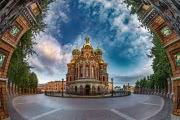 Санкт-Петербург ожидают привычно прохладные выходные