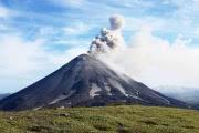 Окрестности вулкана Карымский на Камчатке сотрясло землетрясение