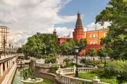 Погода в Москве: приходит предосенняя жара