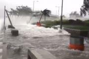 Сильнейший тайфун «Хато» обрушился на Гонконг