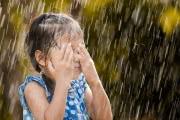 «Тропические» дожди и похолодание с юга: в Москве завершилось жаркое лето