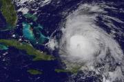 Как «Мария» затопила острова Карибского моря: анимация и фото от НАСА