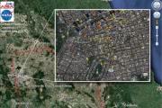 «Карта ущерба» показывает масштаб разрушения после землетрясения в Мексике