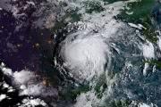 Из-за наводнений урагана «Харви» прогнулась земная кора