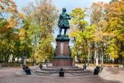 Вторая декада октября в Санкт-Петербурге: осень порадовала теплом
