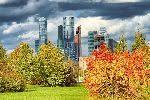 Погода в Москве: из теплого лета в глубокую осень