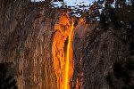 «Лошадиный хвост» загорится в парке Йосемити в пятницу вечером